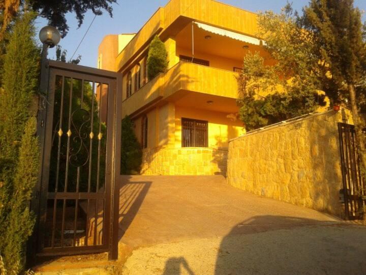 Villa Bikfayya Lebanon
