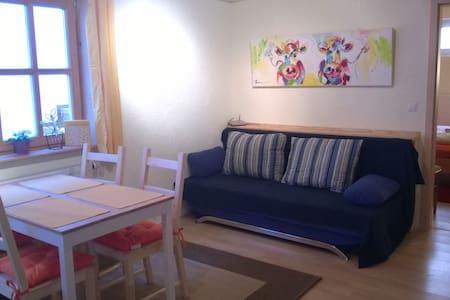 Charmante 2 Zimmer Wohnung - Bad Tölz - Квартира