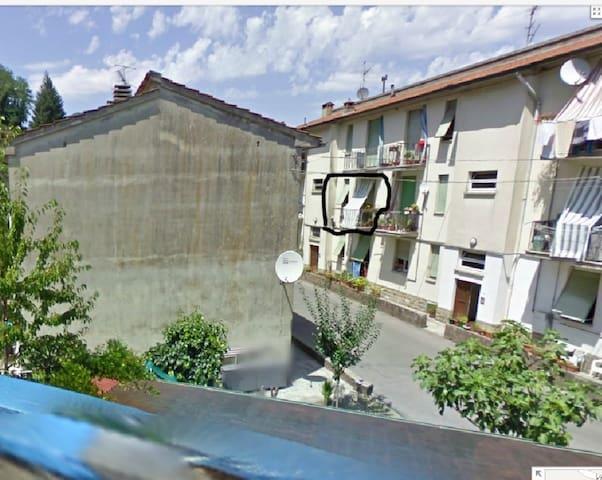 ACCOGLIENTE APPARTAMENTO BILOCALE - Vernio - Appartement