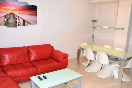 Bonito apartamento con Parking(Congresos,Mestalla) - València - Huoneisto