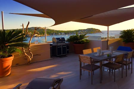 top 2DZB Design Meerblick Apartment - Santa Ponsa