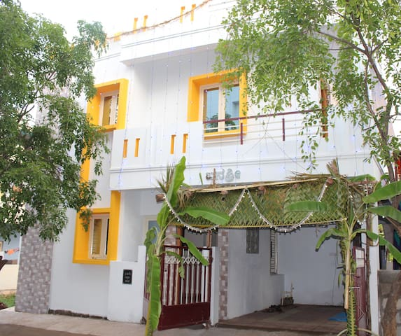 New independent house with Solar - Bengaluru - Apartment