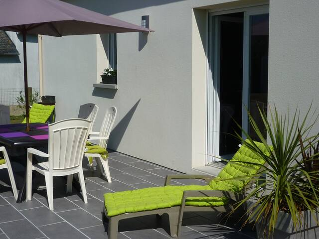 Maison Les Tamaris Bord Mer - Plovan