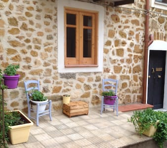Lovely historic stone house - Cianciana