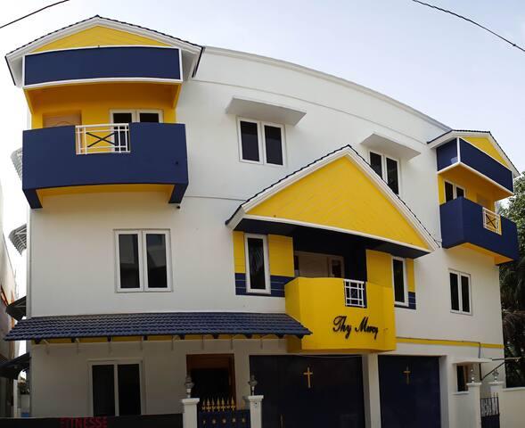 Thy Mercy- Apart Hotel for women 5