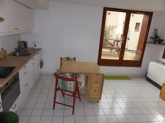 Appartement en rez de jardin - Guillestre - Apartment