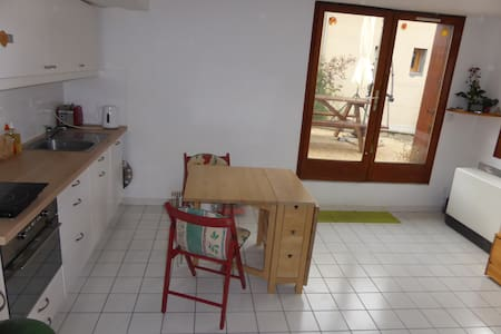 Appartement en rez de jardin - Guillestre - Byt
