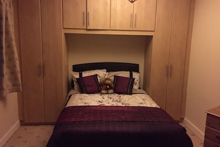 Double Room with own Bathroom - Aikens Village