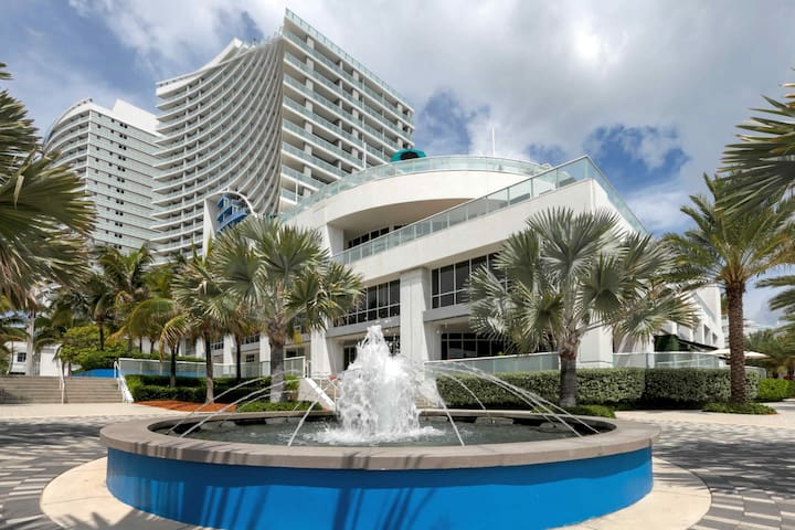 W FORT Relaxing 1BR Suite w/ Beach View (New)