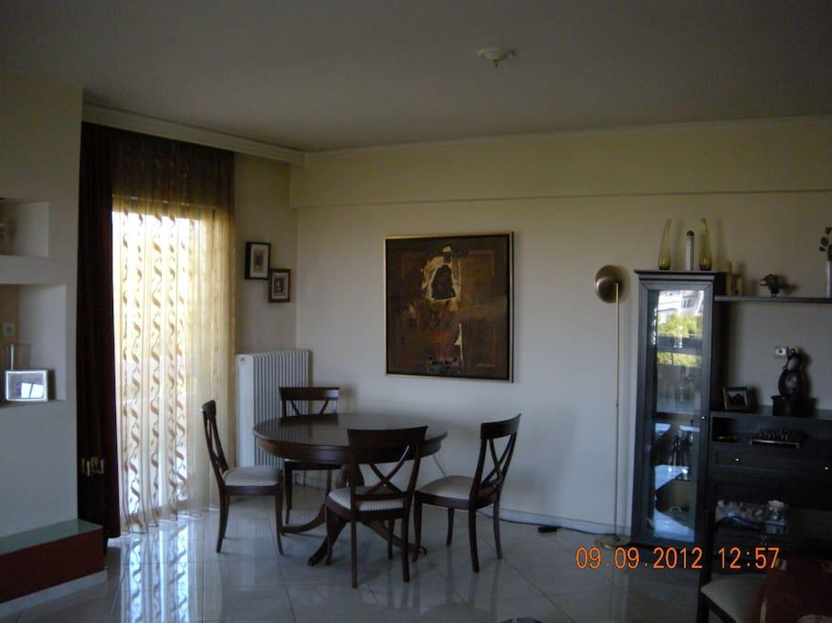 dining room.. corner