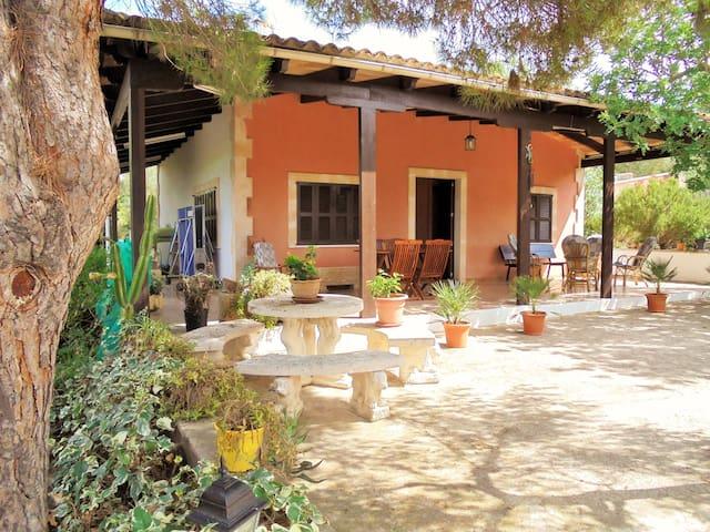 Casa Houpla Sol, nature and beaches - Manacor - Ev