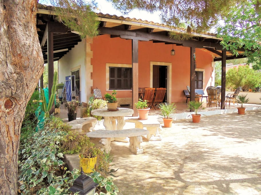 Casa houpla sol naturaleza y playas casas en alquiler en - Alquiler casa manacor ...