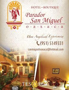 Habitacion con todos los servicios - Oaxaca - Aamiaismajoitus