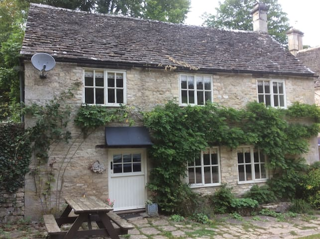 Lower Manor Cottage - Frampton Mansell - Casa