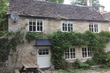 Lower Manor Cottage - Frampton Mansell - Rumah