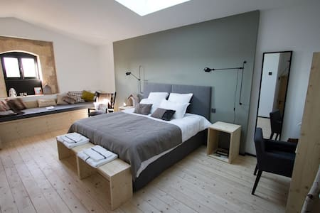 Le Carré 1705 Chambre Elie - La Rochelle - Bed & Breakfast