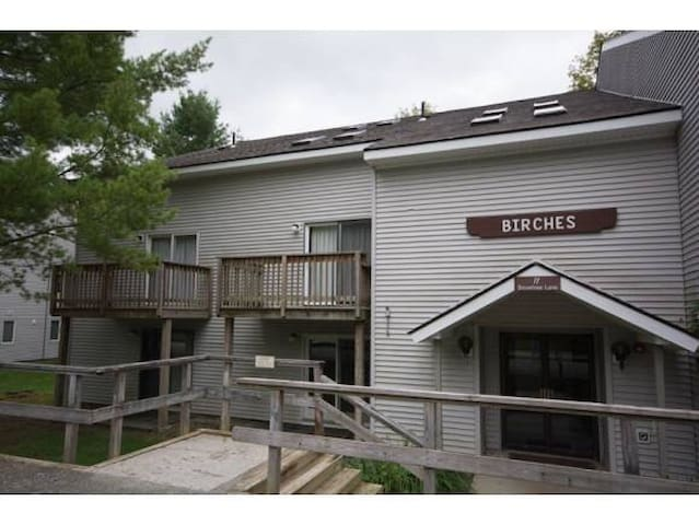 Studio apt at foot of Mt. Snow - Dover - Apartemen