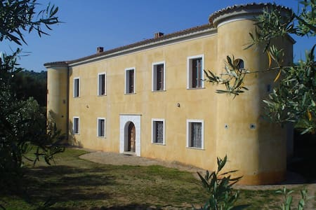Agriturismo Le Carolee Casa Gialla - Pianopoli - อพาร์ทเมนท์