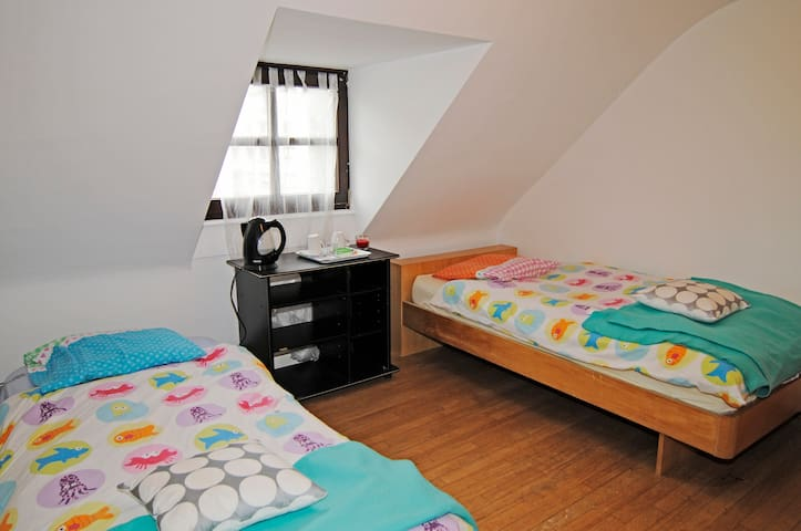 Chambre N5 - Luxemburg City - House