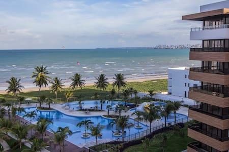 Sea shore building. Ocean view apar - João Pessoa