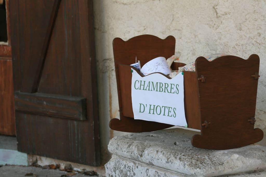 Le presbyt re chambres d 39 h tes louer sousmoulins - Chambre d agriculture poitou charentes ...