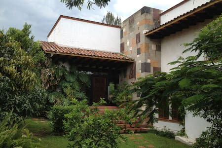VILLA LIBIA/PRIVATE HOUSE - Malinalco - House