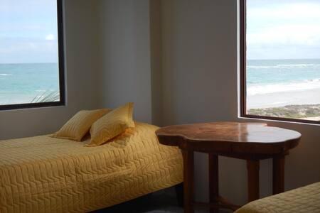 Habitación con linda vista al mar. - Puerto Villamil - Другое