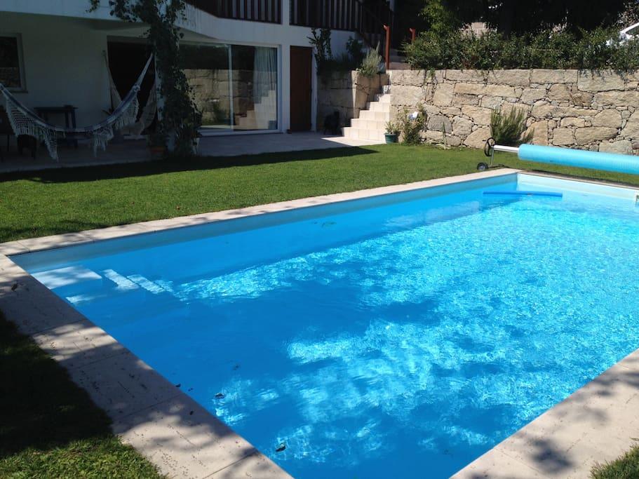 Casa Da Fonte Piscina Ecopista E Golfe 5 Km H User