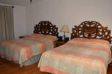 Colonial room in the City - Ciudad de México