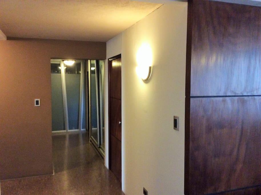 Amplio y espacioso apartamento.