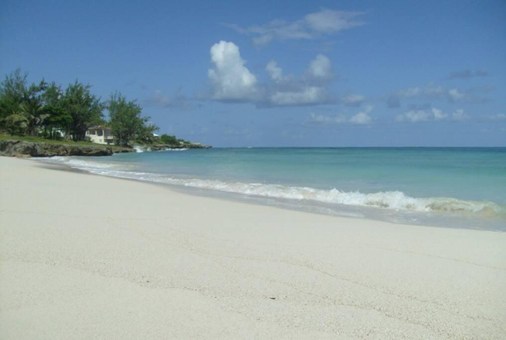 Rescue Beach - 180 meters far