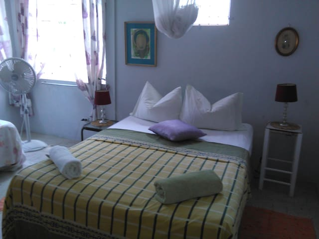 Reasonable room single-double bed - dover - Dům
