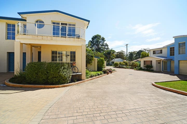 Stress-free unit. Walk 2 town/beach - Huskisson - Apartemen