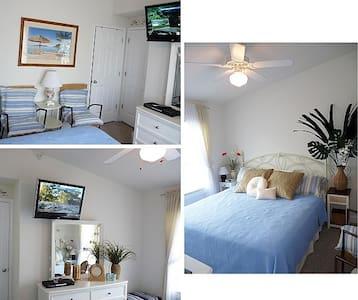 Ocean View Beach Block Beauty - Condominium
