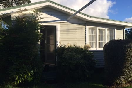 Cosy self contained cottage - Whangarei - Blockhütte