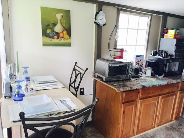 PRIVATE STUDIO APARTMENT 4ONLY $99 - Jonesboro - Byt