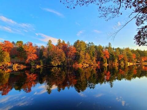 Saratoga & Lake George - Adirondack waterfront
