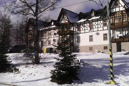 Pohodlný byt s nádherným výhľadom - Vysoké Tatry
