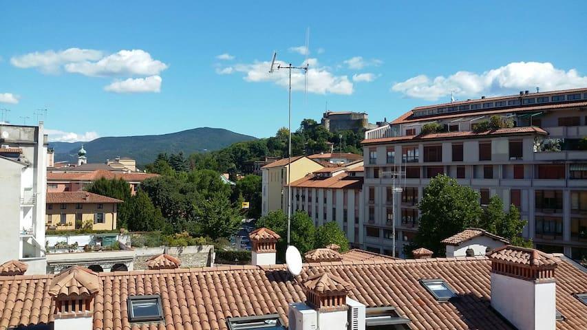 Attico centro vista castello - Gorizia