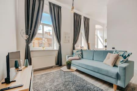 Bright Old Town Vilnius Apartment