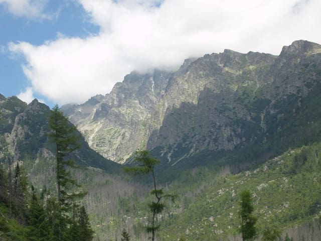 Accommodation in High Tatras