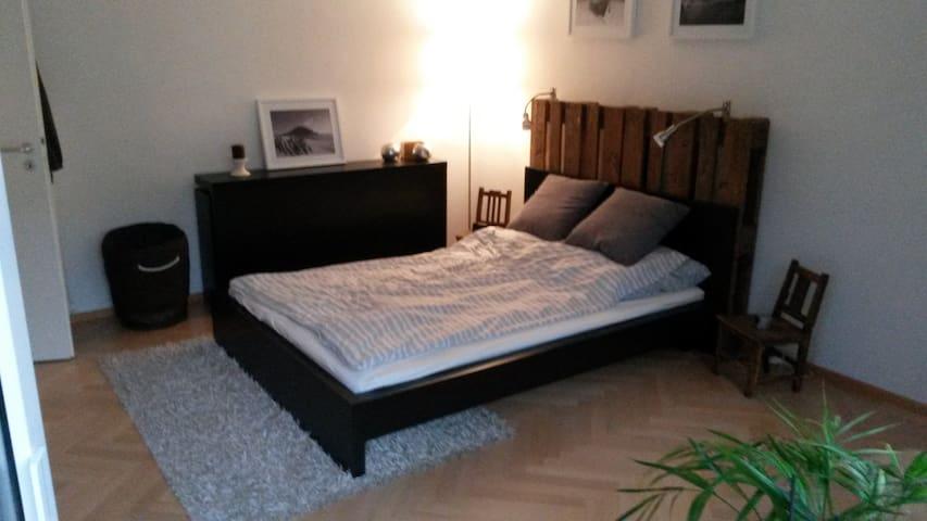 Dein Zimmer im Herzen von Schwabing - München - Wohnung