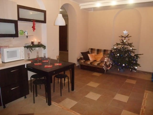 Дом в поселке Красная Поляна - Soczi - Dom
