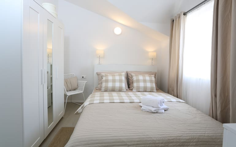 Standard double room Murvica - Supetar - Bed & Breakfast