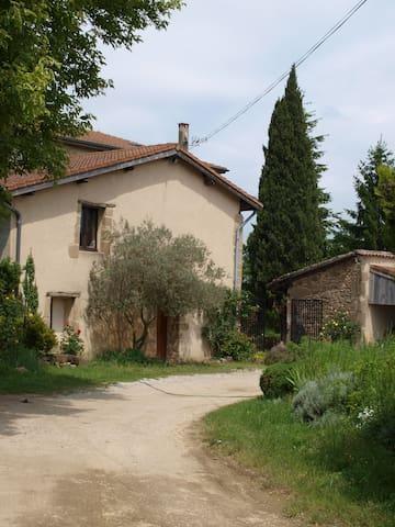 Calme, vue, proche centre ville - Romans-sur-Isère - Appartement
