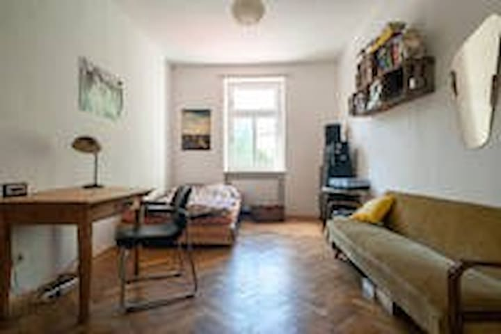 Cozy Room near by central station zimmer nahe hbf - München - Apartment