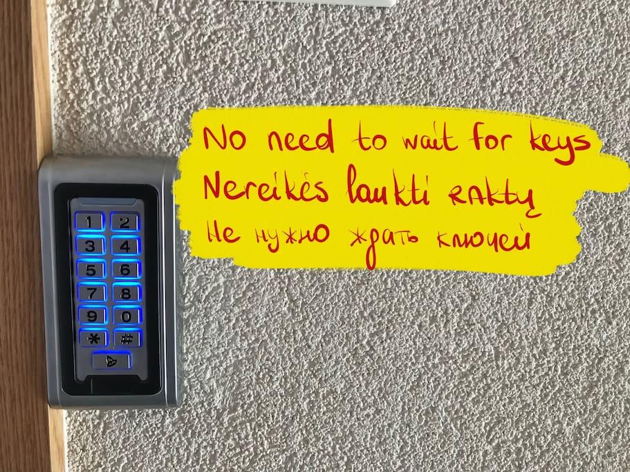 Digital locker (NO KEYS!)