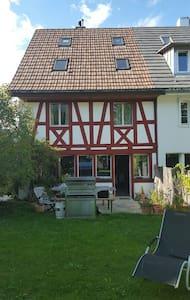 renovated old farmhouse - Dübendorf
