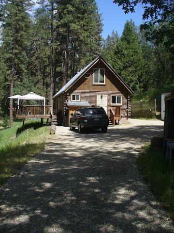 The Shady Glen Cabin
