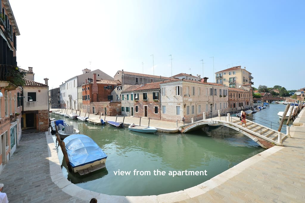 cruise port university lagoon flats for rent in venice veneto italy. Black Bedroom Furniture Sets. Home Design Ideas
